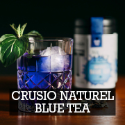 crusio natural blue tea