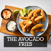 The avocado fries
