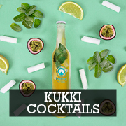 Kukki cocktails